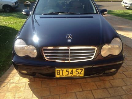 2000 Mercedes-Benz 180 Pendle Hill Parramatta Area Preview