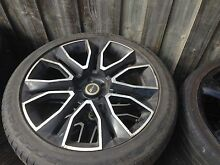 20inch PDW Rims with tyres wheels Taylors Lakes Brimbank Area Preview