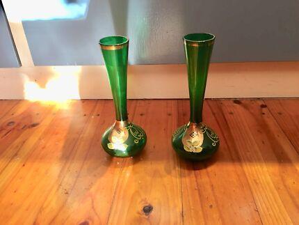 Vintage Retro Kalmar Vase Antiques Gumtree Australia Darebin