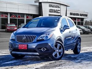 2014 Buick Encore CX FWD..LOCAL TRADE..