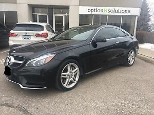 2014 Mercedes Benz E550c Leasing & Financing Avalible