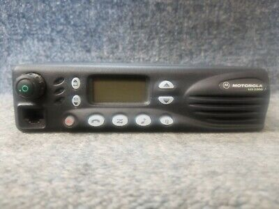Motorola Lcs2000 Mobile Radio 800 Mhz M10ugd6dc5bn Very Good Buy 1 - 11 Units