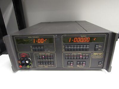 Datron 4200a Ac Standard Voltagecurrent Calibrator Opt 10 30 90