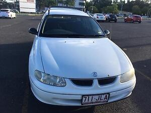 2002 Holden Commodore Wagon Woolloongabba Brisbane South West Preview