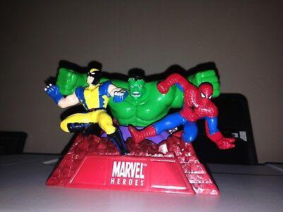 Decopac/Bakery Crafts Cake Toppers Spiderman Hulk Wolverine Dinosaur Pooh - Spiderman Cake Toppers