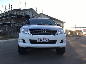 2013 Toyota Hilux 4x4 Gladstone Park Hume Area Preview