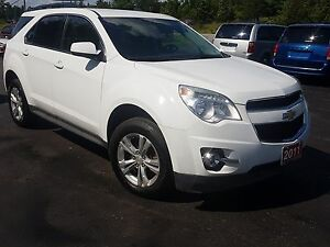 2011 Chevrolet Equinox certified no rust well kept!
