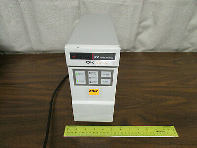 Pe Nelson Perkin-elmer 900 Series 941 Chromatography Interface Controller Hplc