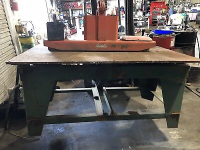 O.s. Walker Bux Bm-900 Electric Plate Lift Magnet