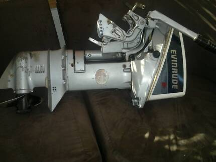 evenrude 15hp outboard Clontarf Redcliffe Area Preview