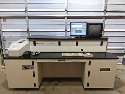 Perseptive Biosystems Voyager-de Str 5-2554-00 Biospectrometry Workstation