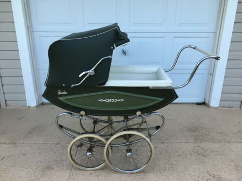 VTG Antique Bilt-Rite Baby Stroller Carriage Buggy Nice Clean