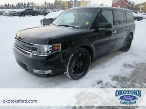 2016 Ford Flex SEL AWD, Nav, Pano Roof and much more