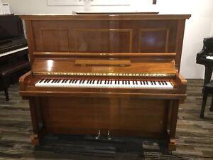 Fully Restored 1938 American Concord Piano - 12Yr Warranty