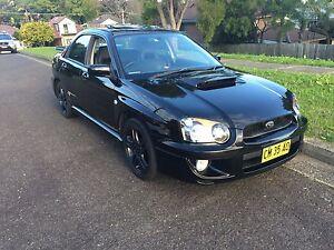 2004 Subaru WRX Club Spec Evo 7 Ryde Ryde Area Preview
