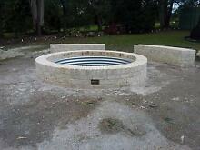 Fire Pit - Galvanised roofing iron Fire Pit liner Morayfield Caboolture Area Preview