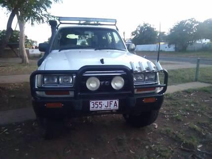 1994 Toyota 80 series Landcruiser GXL