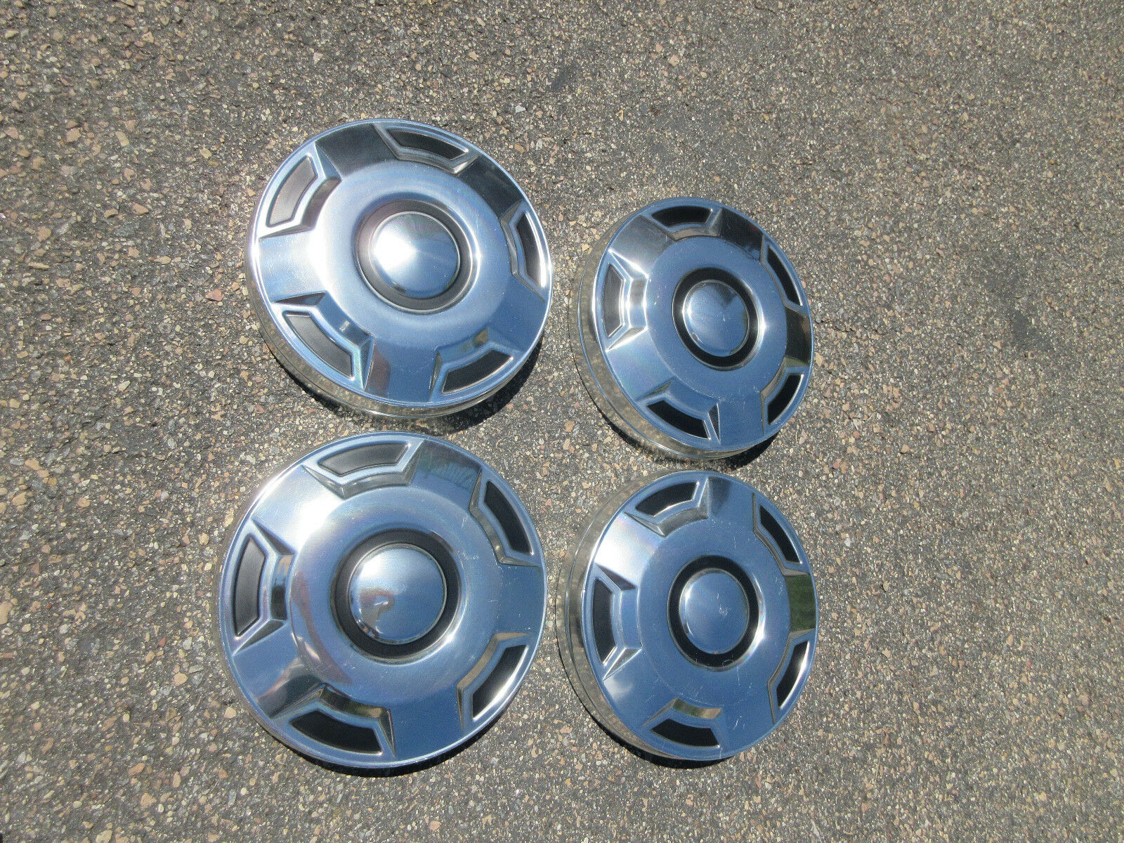 1978-1991 Ford Truck Van 10.75 Inch Dog Dish Hubcaps