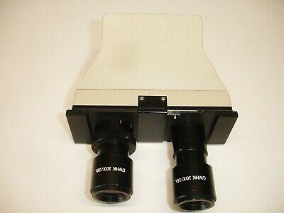 Olympus Ch2 Microscope Binocular Tube Eyepiece Lense   4472