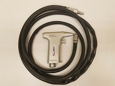Hall Surgical Wiredriver 5053-13 Hose Z 5052-10 Inv 4631