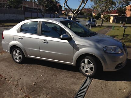 2007 Holden Barina Mermaid Waters Gold Coast City Preview