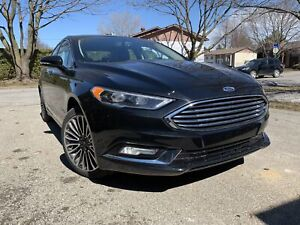 Ford Fusion SE Luxury 2017