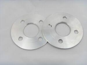 Spurplatten 4x100 Distanzscheiben 2x5mm (NLB): 60,1 mm