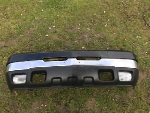 Chevy 2500hd front bumper