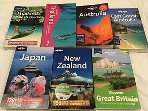 Travel guides - $9 each or $50 for the lot Wentworth Falls Blue Mountains Preview