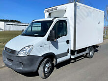 Iveco Daily 35C13 2,3 Thermoking V300 - Ladebordwand
