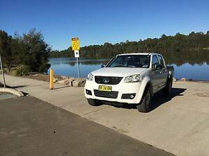 2011 GREAT WALL DIESEL LOW KMS Lansvale Liverpool Area Preview