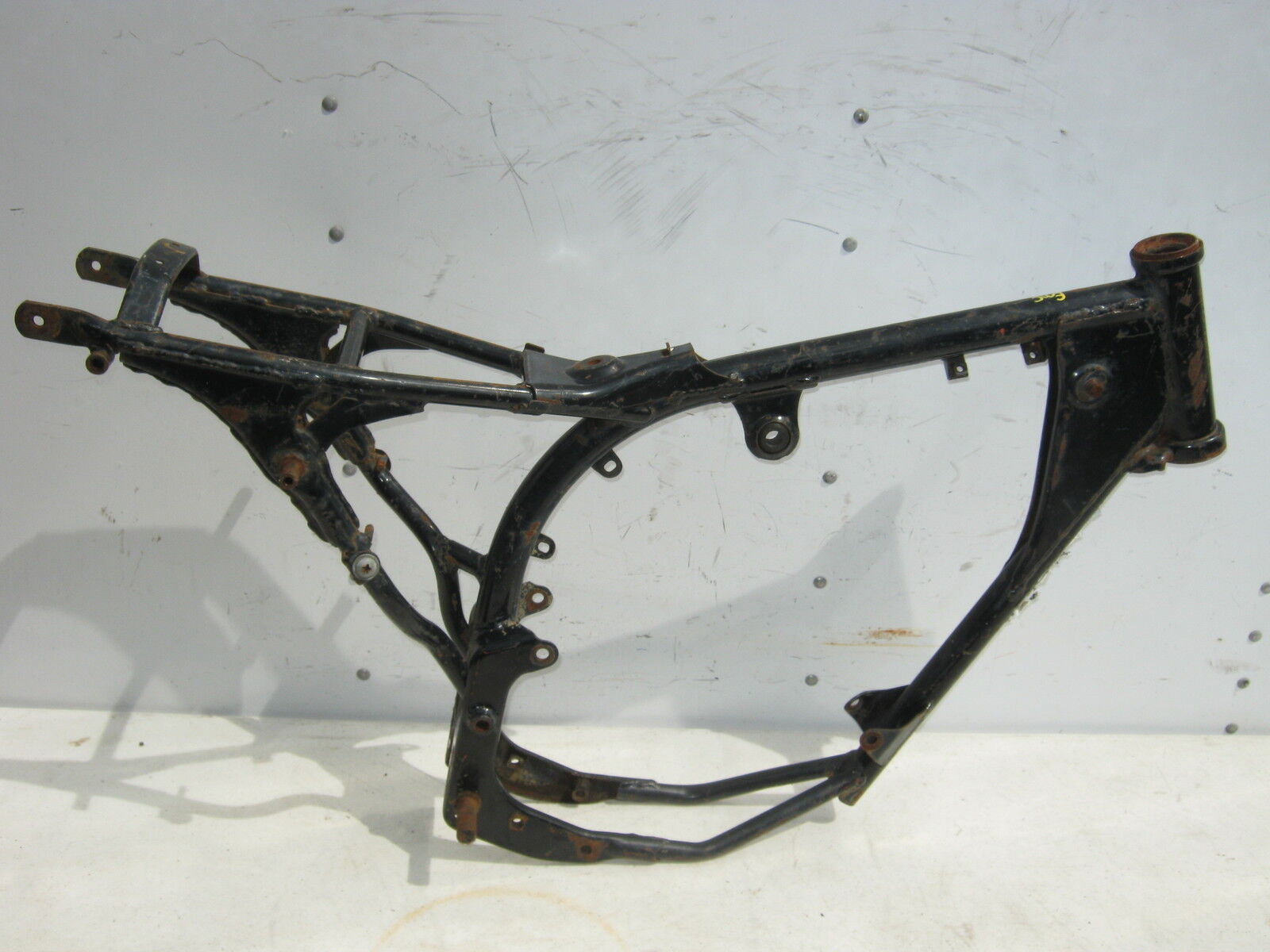 SUZUKI RM50 RM 50 Frame Chassis 1978 1979 1980 Oem Straight Solid ...