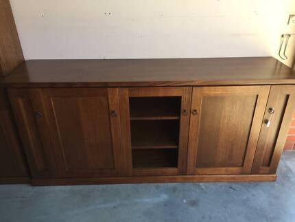Sideboard,Tassie Oak,Buffet,cabinet We Can Deliver