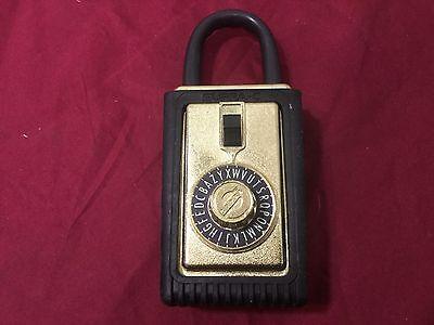 Supra Storakey Dial Combination Key Storage Box 43363-00 - Locksmith