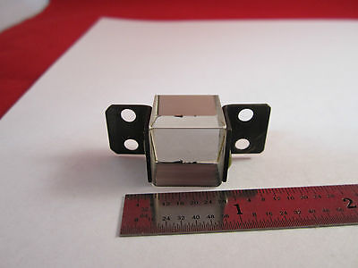 Optical Mounted Cube Beam Splitter Laser Optics Bin8x-25