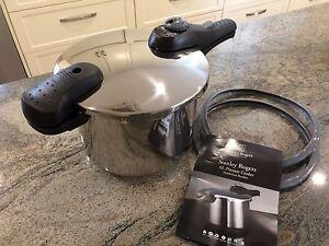 Pressure cooker, juicer & popcorn maker Beaumont Burnside Area Preview