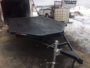 Pending pick up 8x12 utility trailer