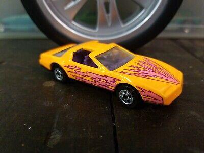 Hot Wheels #167 80's Pontiac Firebird Orange 1992