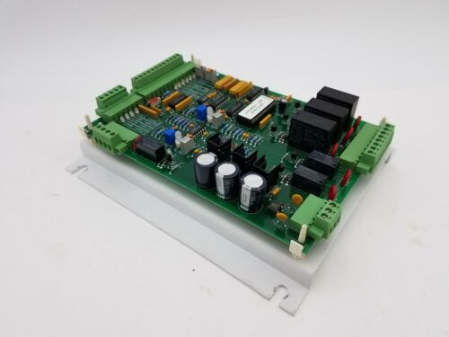 Square D 52010-152-50 Control Circuit Board Industrial Electrical Supply PCB PLC