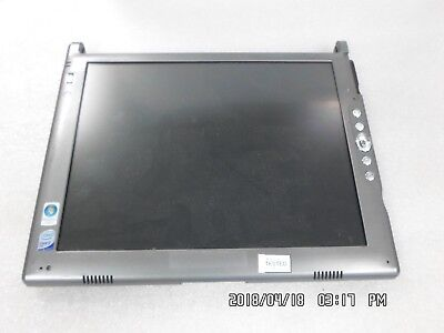 Motion Computing LE1700 T006 No HDD, Memory, Battery or A/C Adapter Boot to Bios