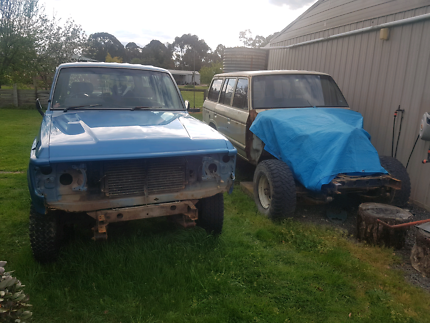 60 series landcruisers Glengarry Wellington Area Preview