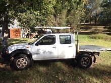 2006 Nissan Navara Ute Witheren Ipswich South Preview