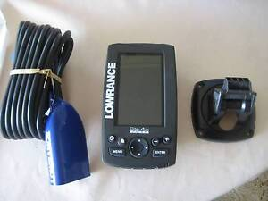 used lowrance fish finders for sale in melbourne region, vic, Fish Finder