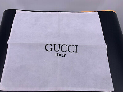 "Gucci Vintage Dustbag 16.5""x14.5"" (B-9)"