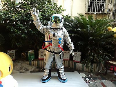2019 Cheap Hot New Astronauts Space suit Mascot Costume Fancy Adult Dress Gifts (Mascot Costumes Cheap)