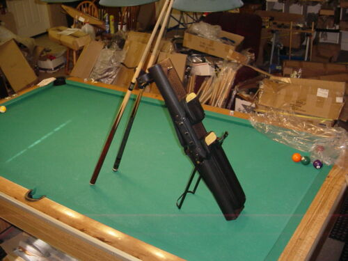 FANTASTIC BRAND NEW  3x6 CUE CASE WITH STAND pool billiards LH3--5019