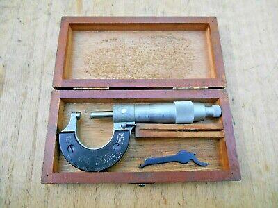 Etalon 23c Micrometer 0-1 .0001