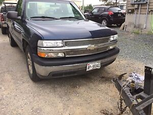 02 4.3l Silverado single cab longbox