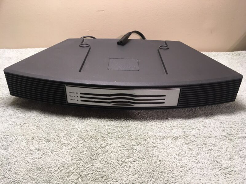 BOSE 3 Disc Multi CD Changer For Bose Wave Music System Accessory