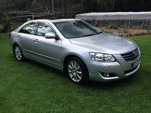 2007 Toyota Aurion Sedan Nethercote Bega Valley Preview